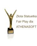 Złota Statuetka FAIR PLAY dla ATHENASOFT