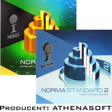 Porównanie Norma PRO i Norma STANDARD 2